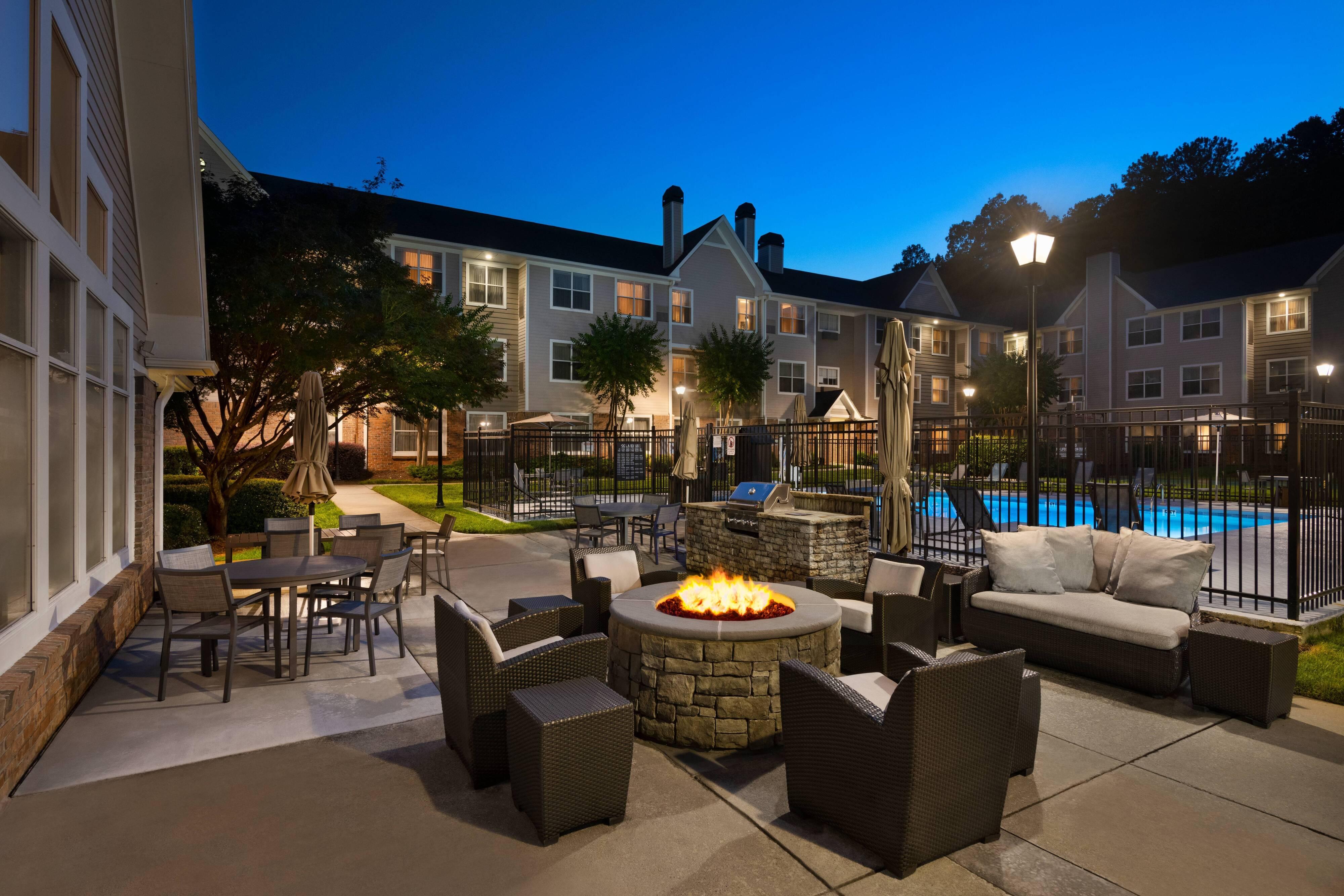 Residence Inn By Marriott Atlanta Alpharetta/north Point Mall