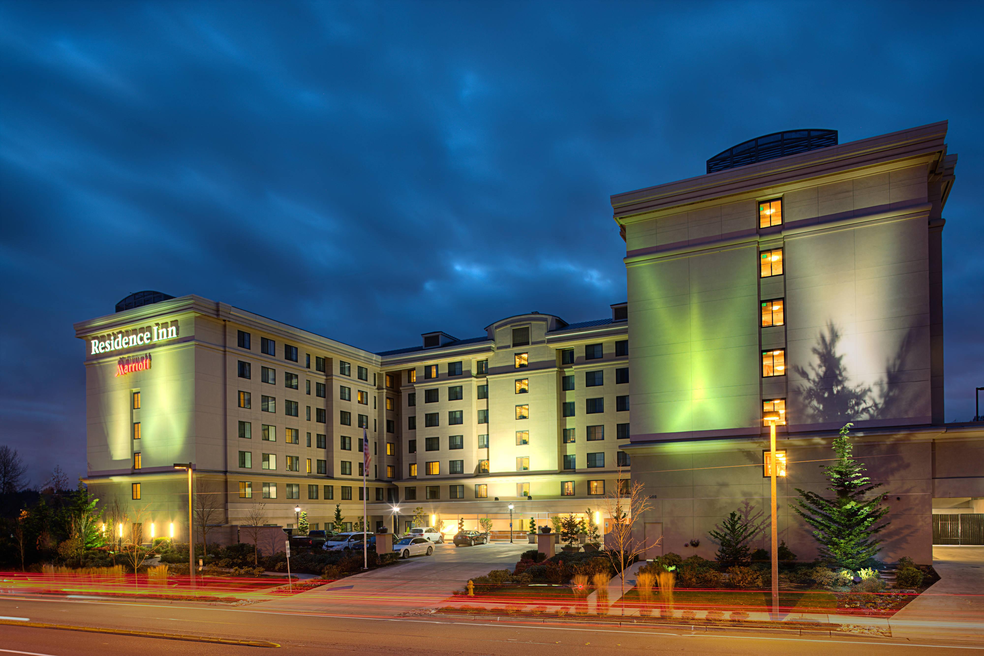 Residence Inn By Marriott Seattle Bellevue