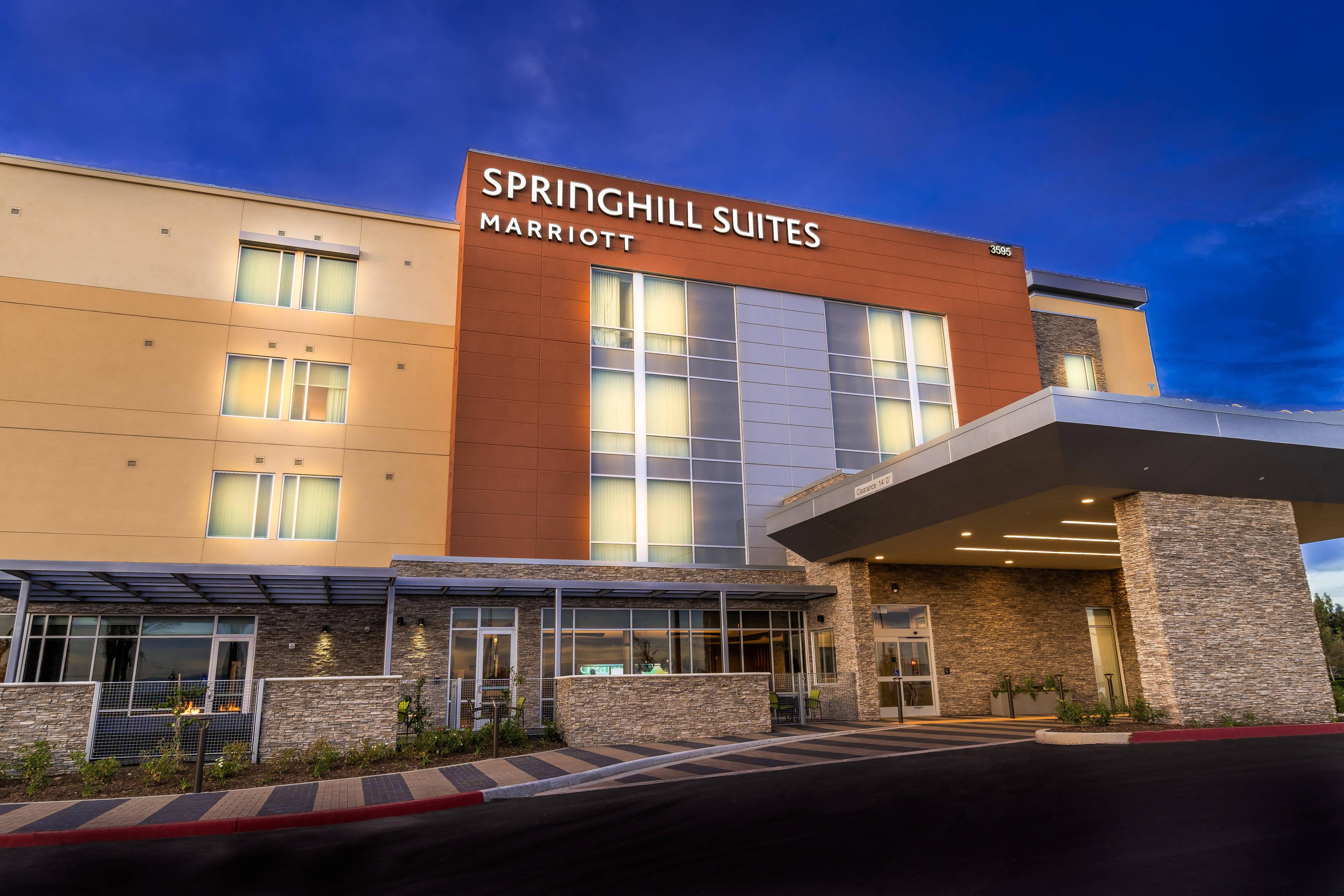 Springhill Suites Marriott Cucamonga Apt