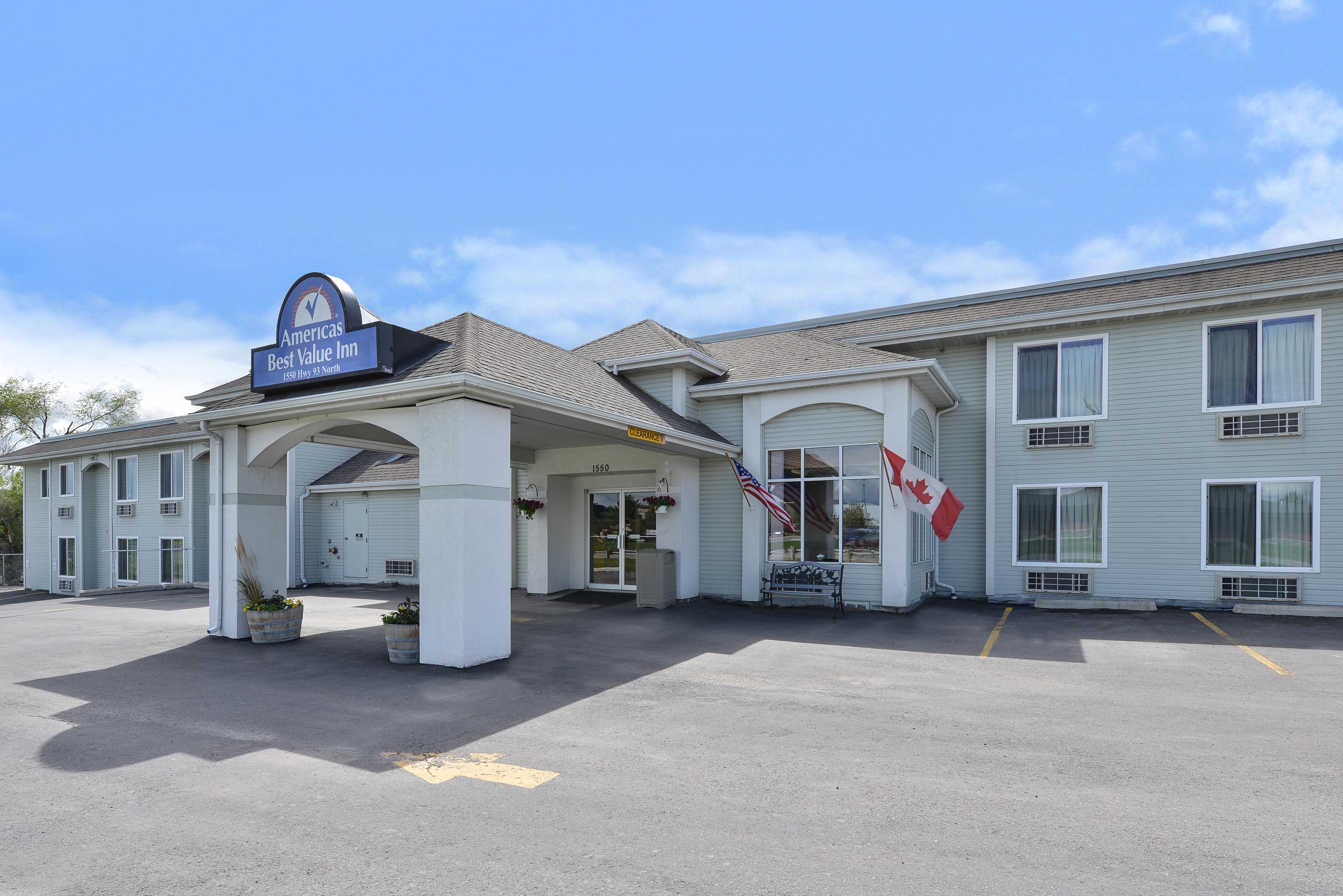 Americas Best Value Inn - Kalispell