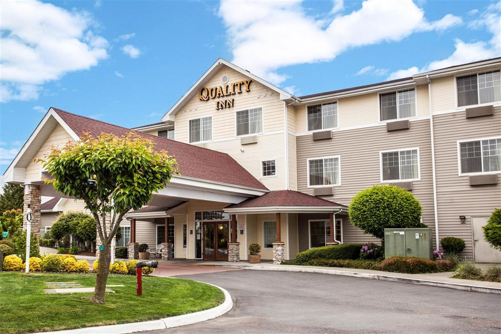 Quality Inn And Suites Federal Way - Sea